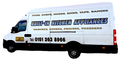 Built In Kitchen Delivery Service Van